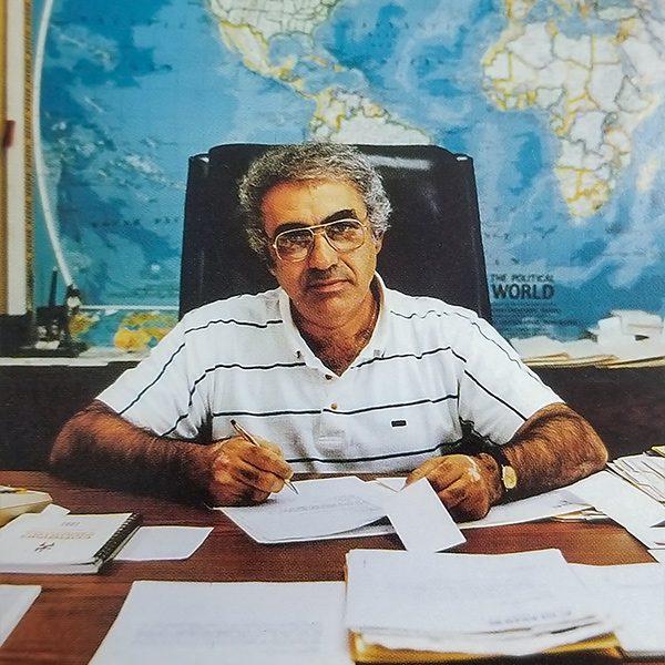 John Kchikian - Founder